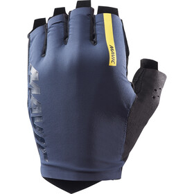 Mavic Cosmic Pro Bike Gloves Men blue/black